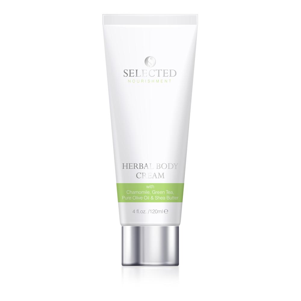 Fresh Herbal Body Cream Selected