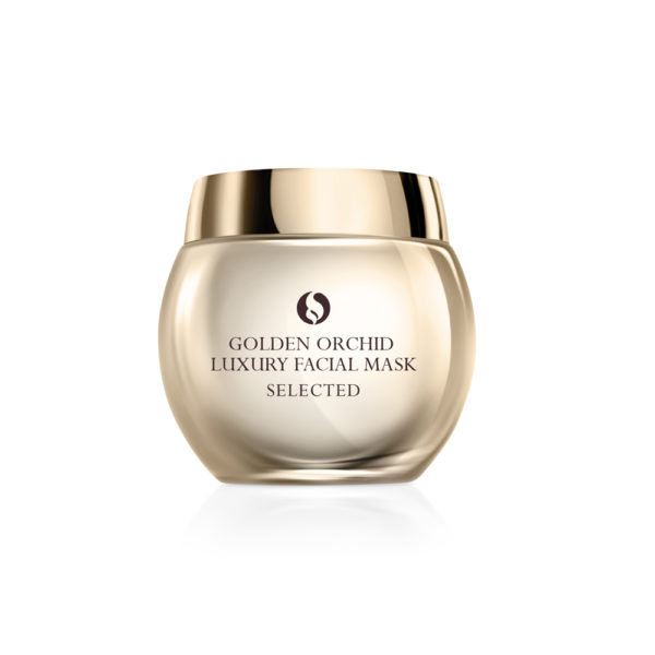 GOLDEN ORCHID LUXURY FACIAL MASK